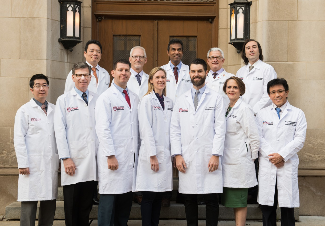 Cardiothoracic Fellowship Department Of Surgery The University Of Chicago